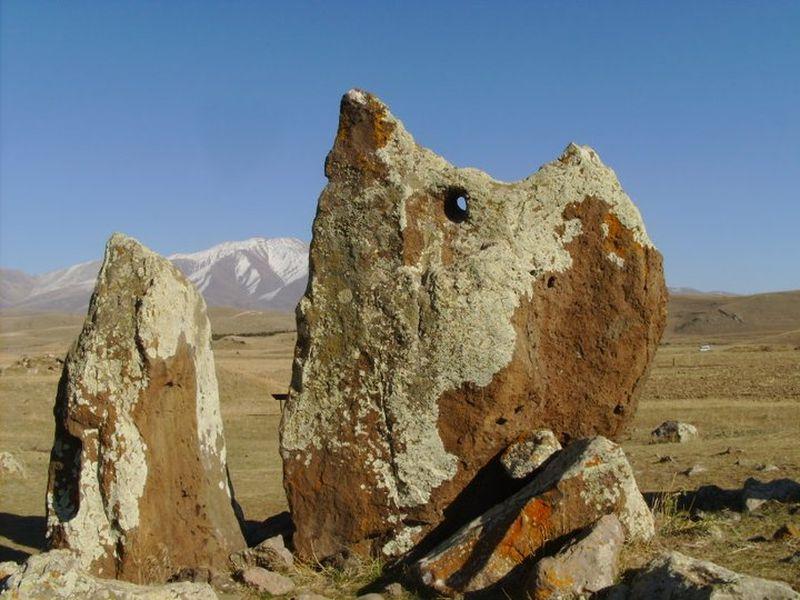 stonehenge armeno