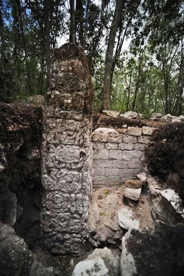 nuova città maya