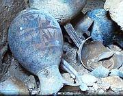 tesoro tomba etrusca