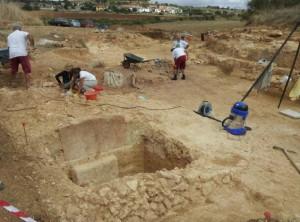 tomba etrusca scoperta