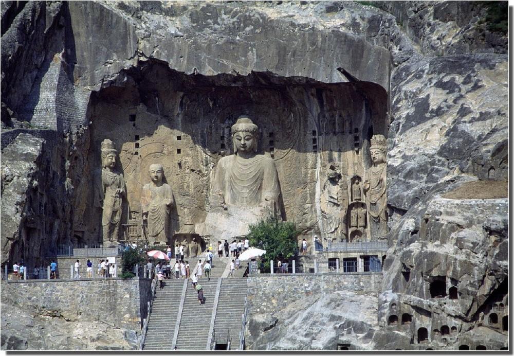 grotte buddiste