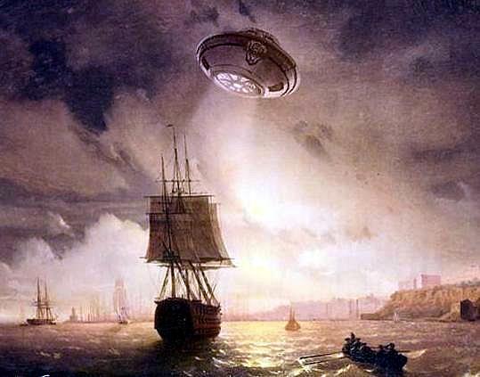 Columbus UFO
