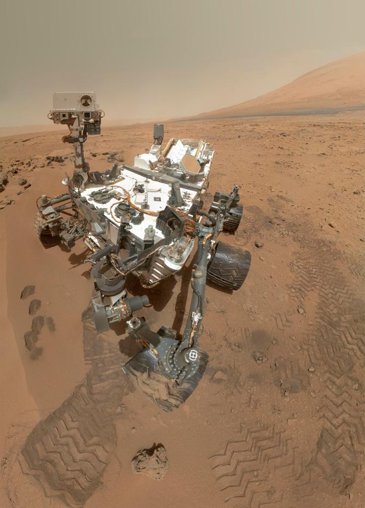 sonda curiosity