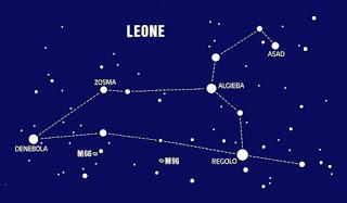 Costellazione Leone-1