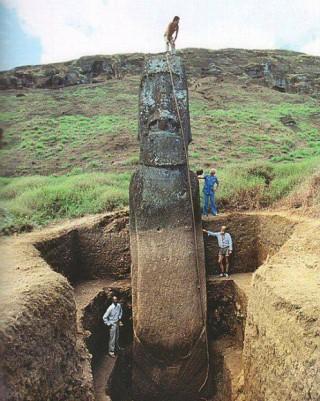 moai giganti